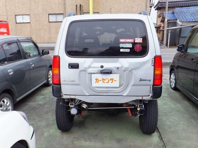 「スズキ」「ジムニー」「SUV・クロカン」「福岡県」の中古車7