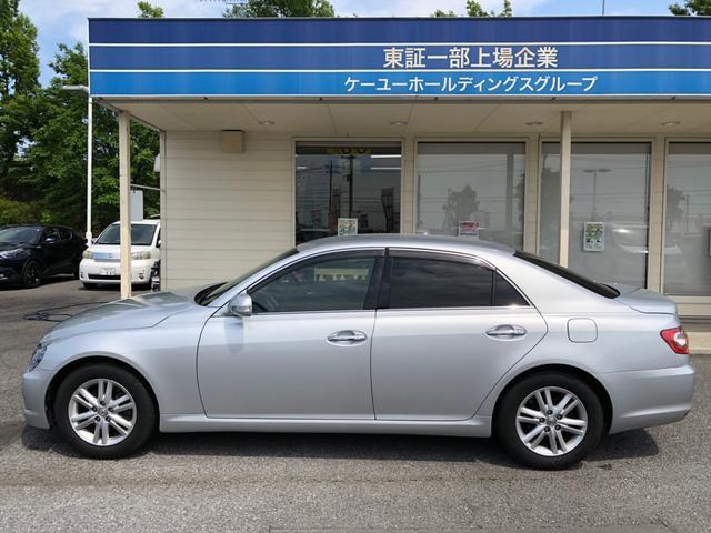 「トヨタ」「マークX」「セダン」「栃木県」の中古車4