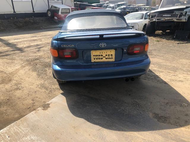 「トヨタ」「セリカコンバーチブル」「オープンカー」「北海道」の中古車5