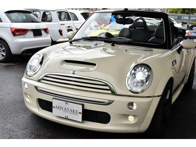 「MINI」「ミニコンバーチブル」「オープンカー」「奈良県」の中古車5