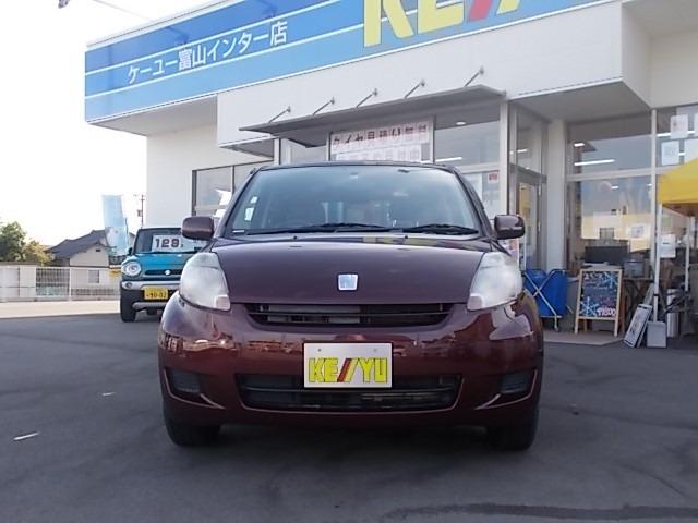 「トヨタ」「パッソ」「コンパクトカー」「富山県」の中古車2