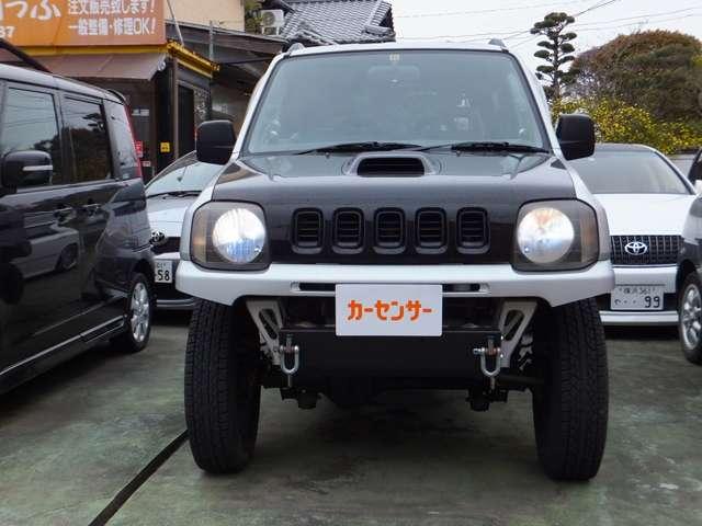 「スズキ」「ジムニー」「SUV・クロカン」「福岡県」の中古車4