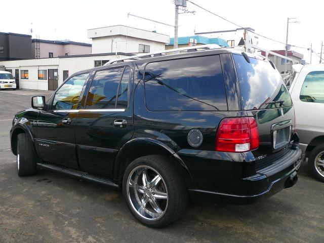 「リンカーン」「ナビゲーター」「SUV・クロカン」「北海道」の中古車7
