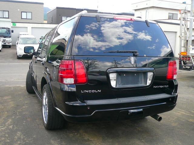 「リンカーン」「ナビゲーター」「SUV・クロカン」「北海道」の中古車6