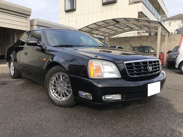 「キャデラック」「ドゥビル」「セダン」「神奈川県」の中古車6