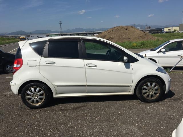 「メルセデスベンツ」「A170」「コンパクトカー」「北海道」の中古車5