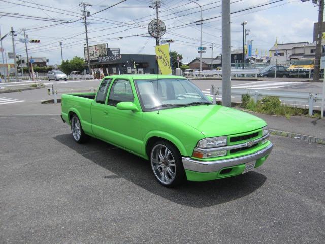 「シボレー」「S-10」「SUV・クロカン」「愛知県」の中古車