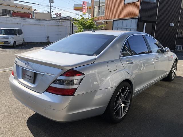 「メルセデスベンツ」「S500ロング」「セダン」「大阪府」の中古車6