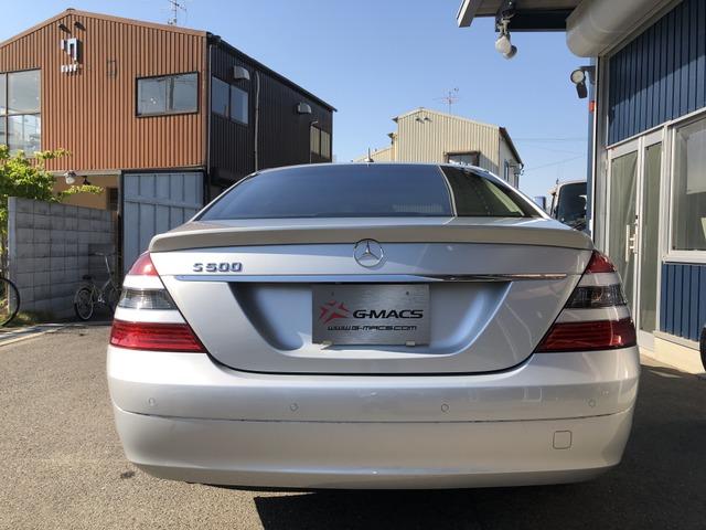 「メルセデスベンツ」「S500ロング」「セダン」「大阪府」の中古車2