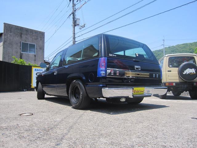 「シボレー」「タホ」「SUV・クロカン」「岡山県」の中古車2