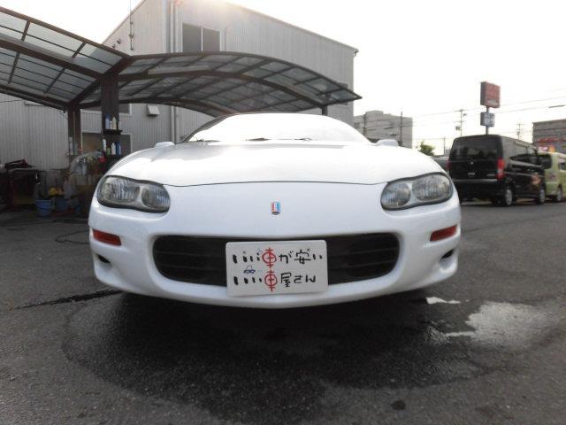 「シボレー」「カマロコンバーチブル」「オープンカー」「愛知県」の中古車9