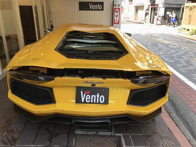 「ランボルギーニ」「アヴェンタドール」「クーペ」「東京都」の中古車5
