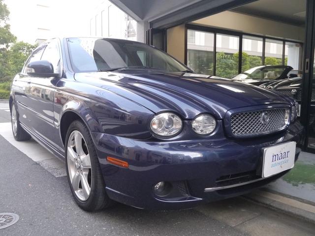 「ジャガー」「Xタイプ」「セダン」「東京都」の中古車5