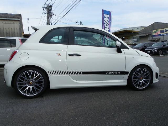 「アバルト」「アバルト500」「コンパクトカー」「福岡県」の中古車4