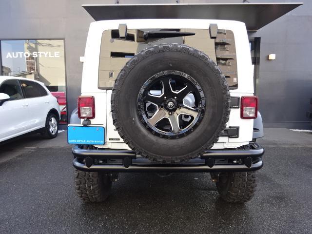 「ジープ」「ラングラー」「SUV・クロカン」「福岡県」の中古車5