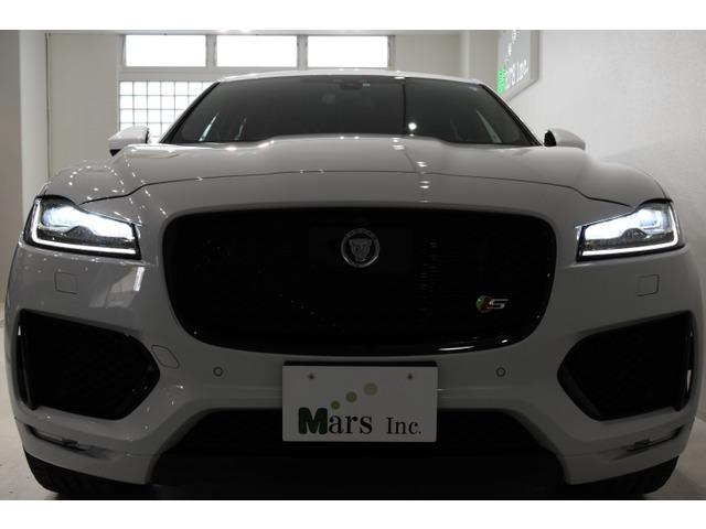 「ジャガー」「Fペイス」「SUV・クロカン」「東京都」の中古車3
