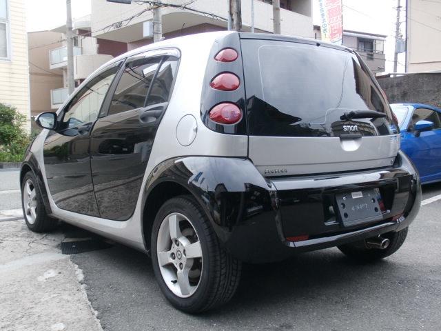 「スマート」「スマートフォーフォー」「コンパクトカー」「兵庫県」の中古車2