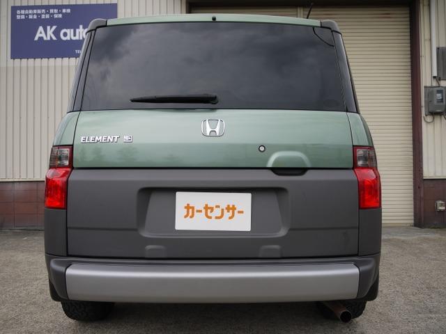 「ホンダ」「エレメント」「SUV・クロカン」「京都府」の中古車9