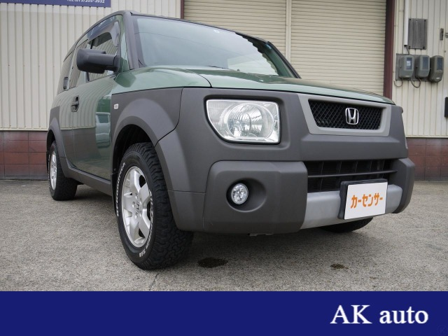 「ホンダ」「エレメント」「SUV・クロカン」「京都府」の中古車