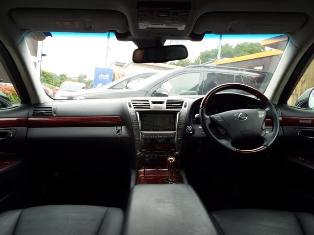 「レクサス」「LS600h」「セダン」「神奈川県」の中古車4