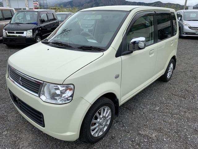 「三菱」「eKワゴン」「軽自動車」「長野県」の中古車2