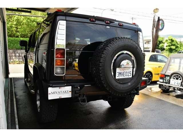 「ハマー」「H2」「SUV・クロカン」「奈良県」の中古車7