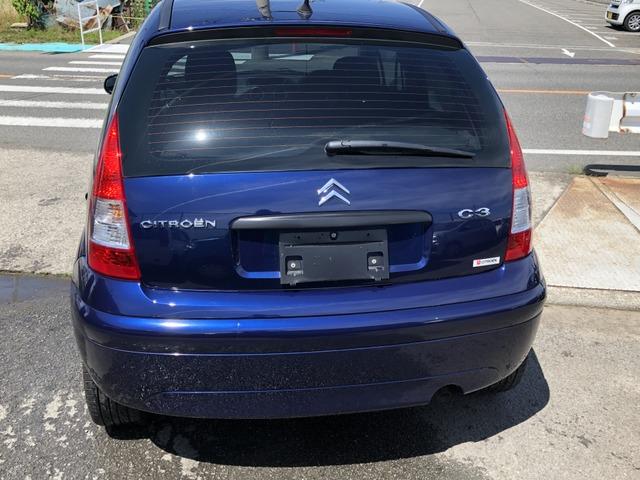 「シトロエン」「C3」「コンパクトカー」「大阪府」の中古車4