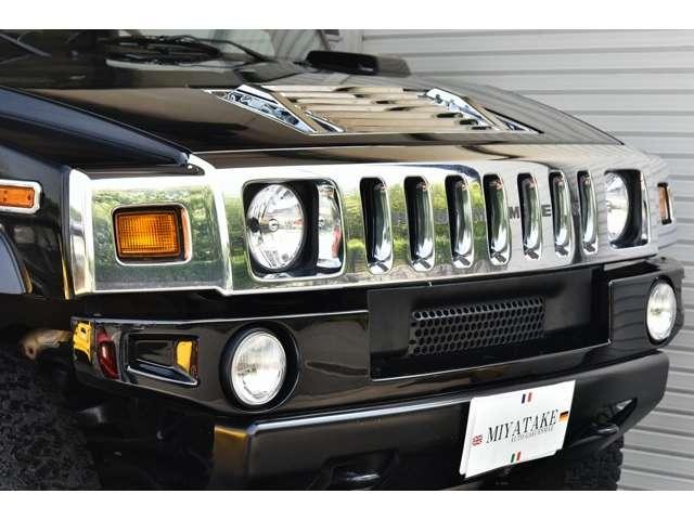 「ハマー」「H2」「SUV・クロカン」「奈良県」の中古車6