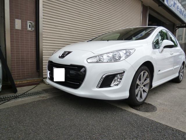 「プジョー」「308」「セダン」「東京都」の中古車7
