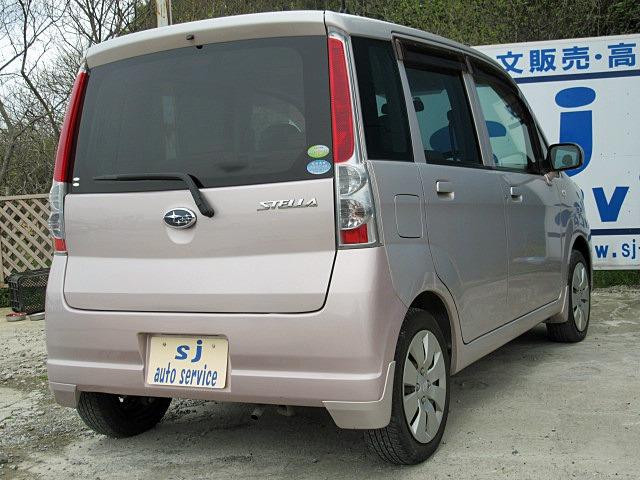 「スバル」「ステラ」「コンパクトカー」「千葉県」の中古車7