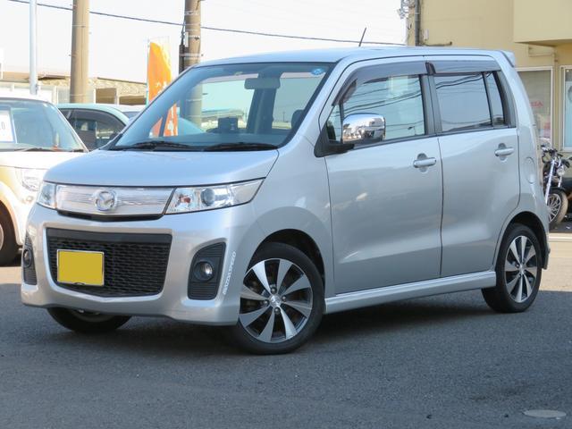 「マツダ」「AZ-ワゴン」「軽自動車」「神奈川県」の中古車7