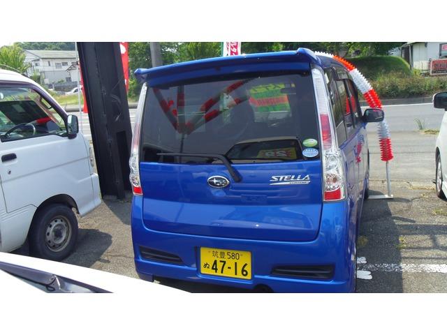 「スバル」「ステラ」「コンパクトカー」「福岡県」の中古車2