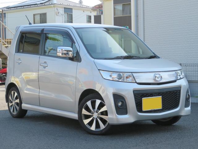 「マツダ」「AZ-ワゴン」「軽自動車」「神奈川県」の中古車6