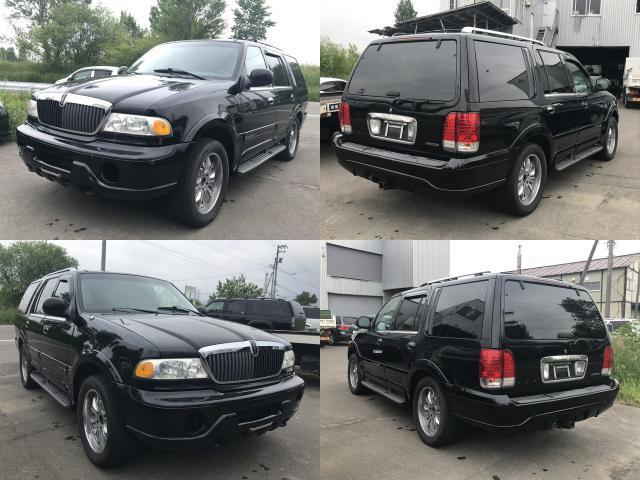 「リンカーン」「ナビゲーター」「SUV・クロカン」「北海道」の中古車4