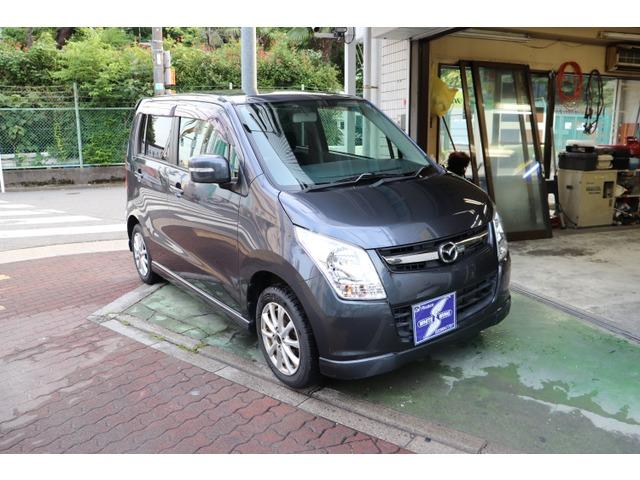 「マツダ」「AZ-ワゴン」「コンパクトカー」「東京都」の中古車8