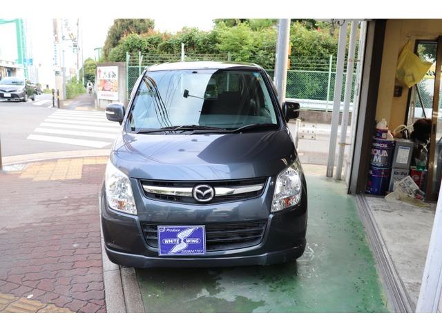 「マツダ」「AZ-ワゴン」「コンパクトカー」「東京都」の中古車9