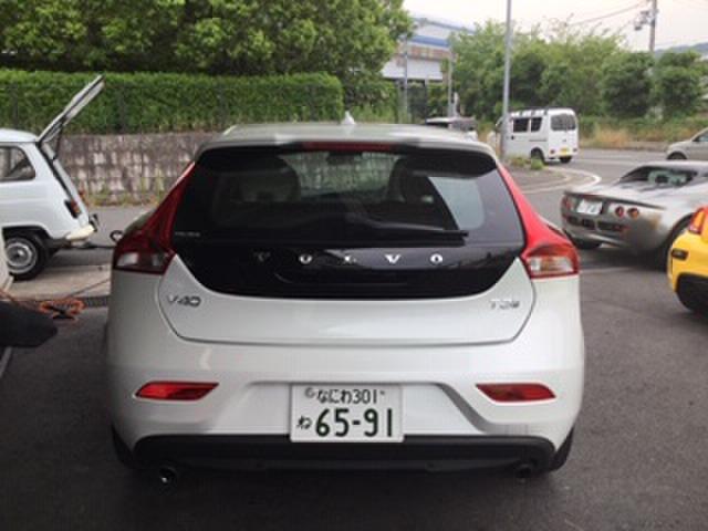 「ボルボ」「V40」「ステーションワゴン」「奈良県」の中古車4