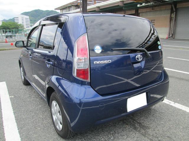 「トヨタ」「パッソ」「コンパクトカー」「広島県」の中古車8