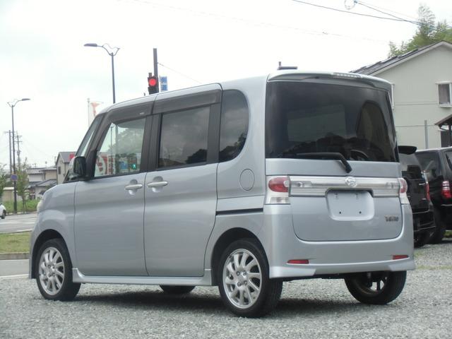 「ダイハツ」「タントカスタム」「コンパクトカー」「福岡県」の中古車5