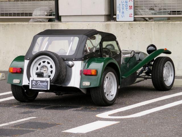 「ケータハム」「セブン」「オープンカー」「埼玉県」の中古車4