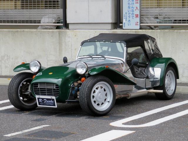 「ケータハム」「セブン」「オープンカー」「埼玉県」の中古車3