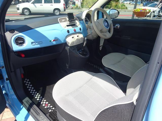 「フィアット」「500」「コンパクトカー」「佐賀県」の中古車9