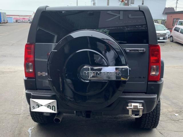 「ハマー」「H3T」「SUV・クロカン」「北海道」の中古車3