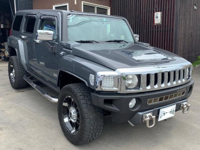 「ハマー」「H3T」「SUV・クロカン」「北海道」の中古車6
