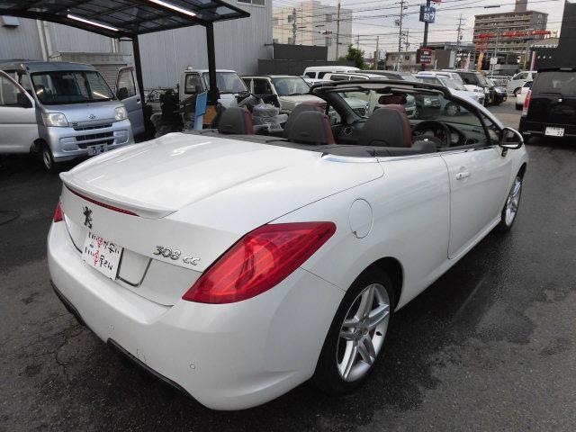 「プジョー」「308CC」「オープンカー」「愛知県」の中古車2