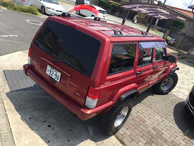 「ジープ」「チェロキー」「SUV・クロカン」「福岡県」の中古車10