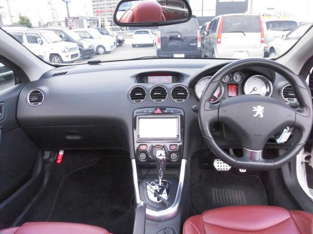 「プジョー」「308CC」「オープンカー」「愛知県」の中古車3