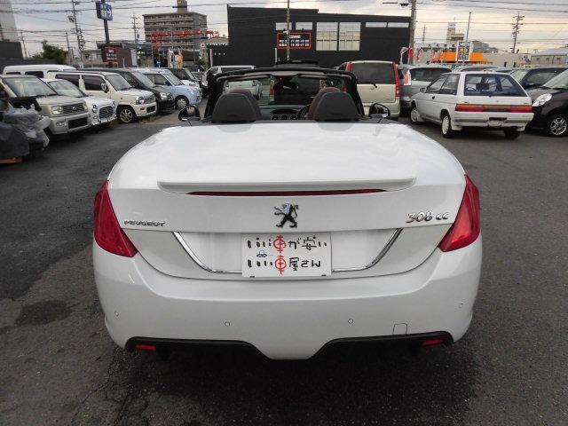 「プジョー」「308CC」「オープンカー」「愛知県」の中古車9