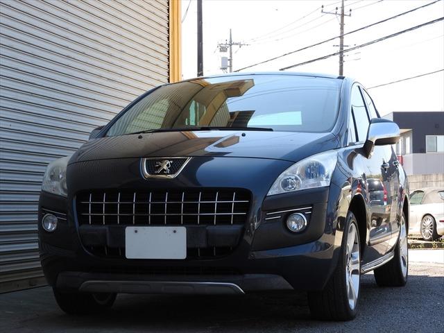 「プジョー」「3008」「コンパクトカー」「埼玉県」の中古車