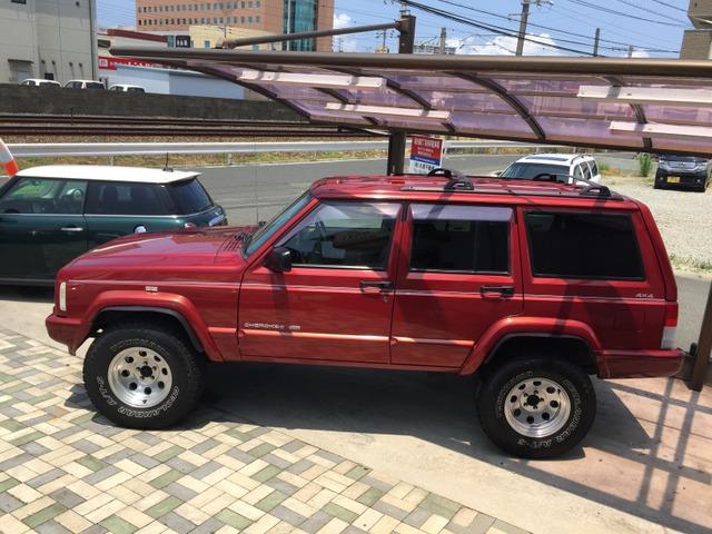 「ジープ」「チェロキー」「SUV・クロカン」「福岡県」の中古車8